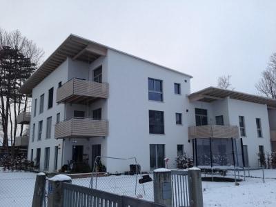 パッシブハウスの集合住宅