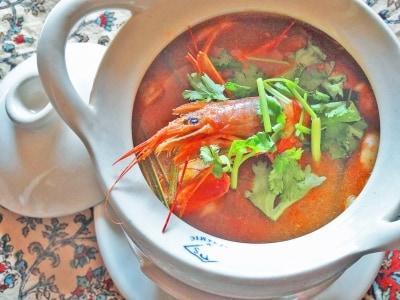 トムヤムクンのレシピ・作り方!お噌汁感覚でぜひ家庭料理に!
