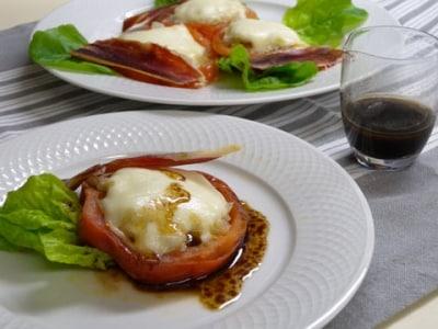 フライパンで簡単に作れる トマトのソテー