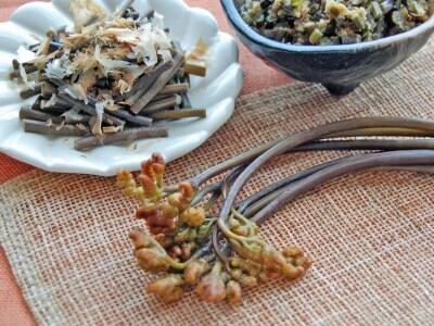 わらびのアク抜き方法・レシピ!下処理は重曹と熱湯で簡単に
