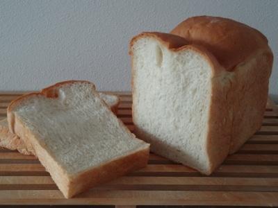 はちみつ豆乳食パン