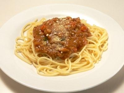 ポテトサラダをリメイク!ポテサラカレースパゲッティ