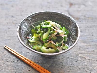 きゅうりとみょうがの酢の物の作り方!美味しい野菜料理レシピ