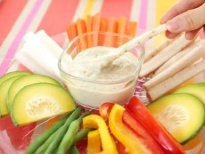 豆乳バーニャカウダの簡単レシピ!ソースと野菜の相性抜群