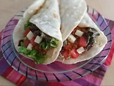 メキシコの超簡単パン、トルティーヤ