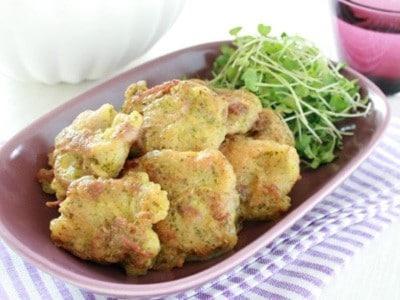 揚げない豚天の作り方!10分でできるおつまみレシピ