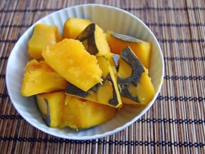 シンプルを極める! かぼちゃの煮物のレシピ