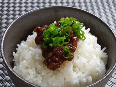 コチュジャン肉味噌