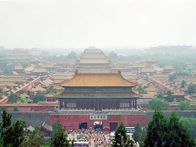 北京と瀋陽の明・清王朝皇宮