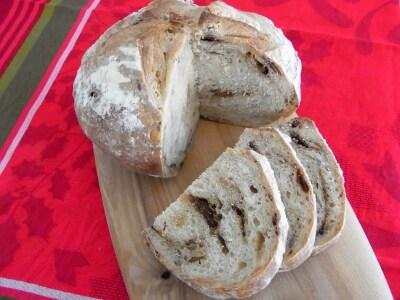 ポルチーニのパン・ド・カンパーニュ