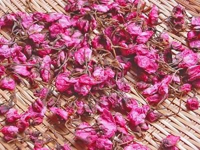 桜の塩漬けの作り方