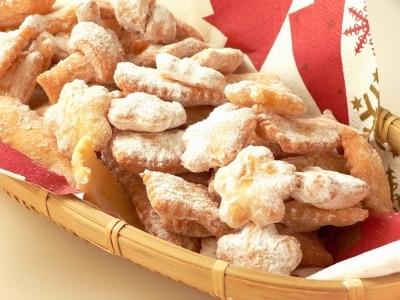 楽しくて美味しいイタリアのお菓子 キアッケレ