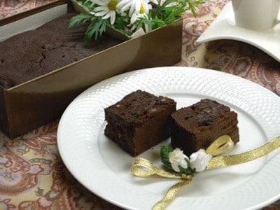 チョコブランデーケーキレシピ……バレンタインに大人な味を