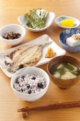糖質は控えめに、脂肪は少なめにして、魚を取り入れて