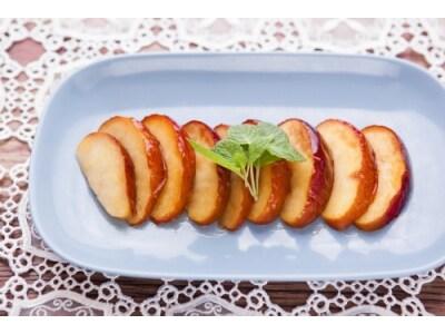 料理の合間にすぐできる!大人のりんごデザート