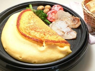 モンサンミッシェル風オムレツの作り方!簡単フランス料理レシピ