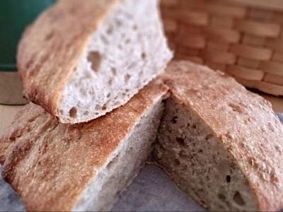 サワードウブレッドのレシピ!酵母から育てて作るパンの作り方