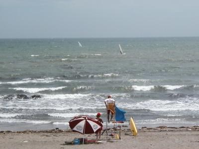 夏の湘南といえば、やっぱり海のイメージ