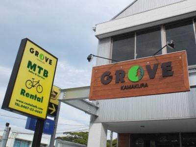 GROVEKAMAKURA店舗外観