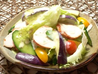 ヨーグルトドレッシングのレシピ・作り方!サラダやお肉に使えて便利