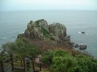 天草の海(2)/鬼海ヶ浦展望所から眺める風景