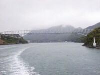 大矢野島と九州本土・三角を結ぶ天草五橋1号橋・天門橋
