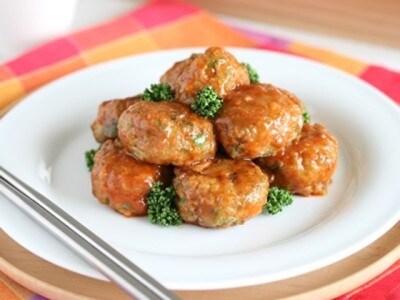 ピーマンの肉詰め風ミートボールレシピ……簡単失敗なし!