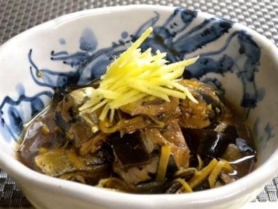 昔ながらのお惣菜 いわしの生姜煮