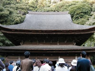 国宝舎利殿(円覚寺)