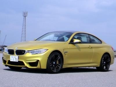 BMW : bmw m4クーペ 試乗 : allabout.co.jp