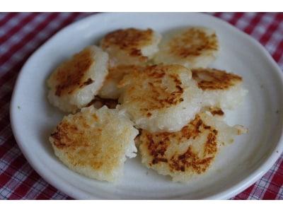 簡単! ココナッツの焼き菓子
