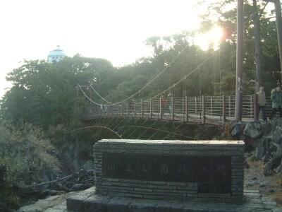 門脇吊橋(4)