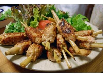 ベトナム流!タレつき焼き豚肉だんご