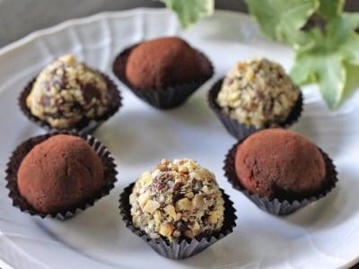 板チョコで作るウイスキートリュフのレシピ!材料4つの簡単な作り方