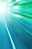 光速のイメージ