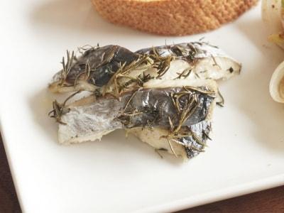 オーブンにおまかせ! サワラのハーブグリル