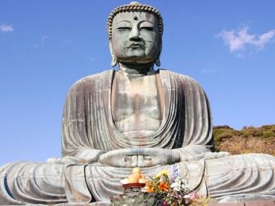 鎌倉のシンボル大仏様