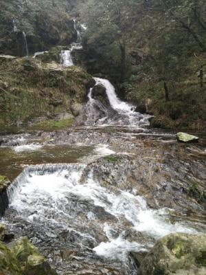 龍頭が滝・雌滝