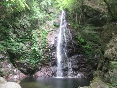 払沢の滝(2)