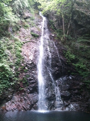 払沢の滝(3)