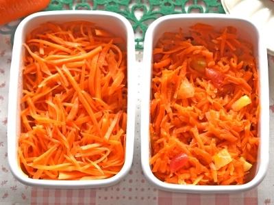 キャロットラぺの基本の作り方!簡単にんじん料理レシピ