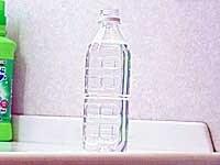 計量カップがわりにペットボトルを利用