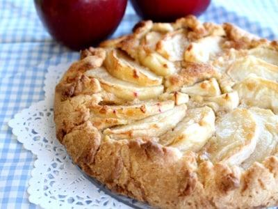 りんごタルトの型なしレシピ!