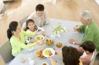 健康,ヘルスケア,うつ,栄養不足,偏り,同居,ひとり暮らし,高齢者,老人,独居,低栄養,