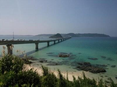 角島大橋(2)/海士ヶ瀬公園より