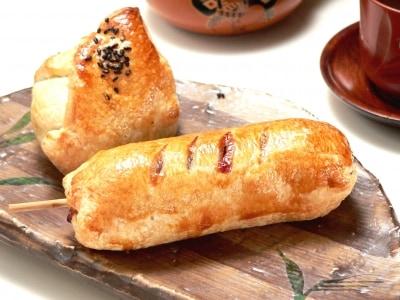冷凍パイシートで包む、もちもち大福パイ&だんごパイ