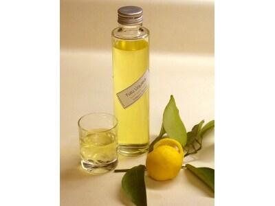 爽やかな香りのゆず酒を手作り