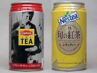 リプトンザ・ティー、ネスレ旬の紅茶