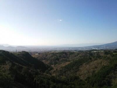 三島スカイウォーク(5)/駿河湾の眺め