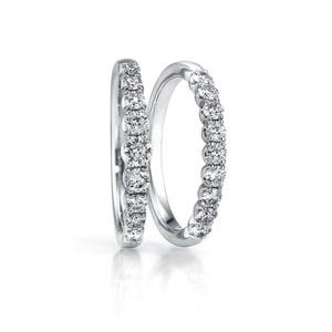 ダイヤの輝きを最大限に生かす4爪留め。LeiDewundefined1,2(レイデュー)(画像:GINZADIAMONDSHIRAISHI)